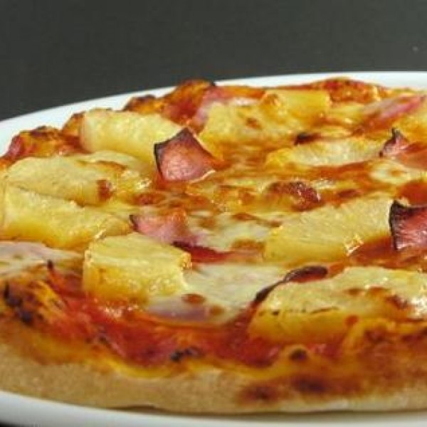 Pizza Hawaiana 2